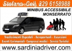 ncc taxi  trasporto disabili serv. auto o minibus